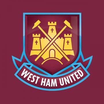 Upphitun fyrir leik gegn West Ham