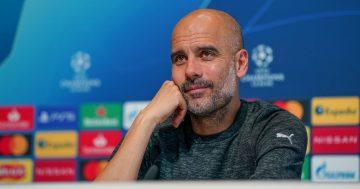 Man City Champions League final press conference LIVE