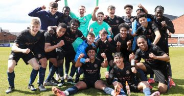 Man City vs Fulham LIVE updates in U18 Premier League national final