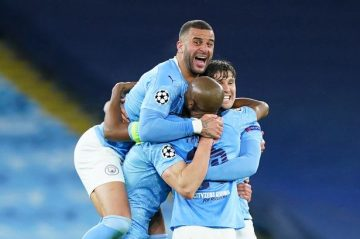 Send Manchester City a good luck message ahead of the Champions League final