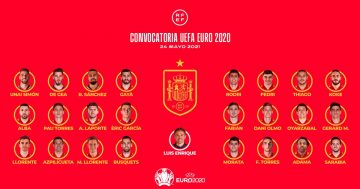 Spain explain Aymeric Laporte selection over Sergio Ramos for Euro 2020