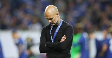 Germany legend blames Pep Guardiola for Man City Champions League defeat