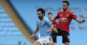 Man City and Man United dominate PFA Team of the Year