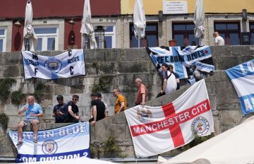 Man City fans told to self-isolate after returning from Champions League final