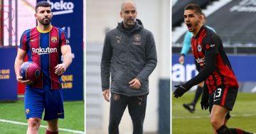 Manchester City news and transfers RECAP