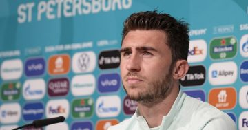 Man City star Aymeric Laporte opens up on Eric Garcia relationship for Spain