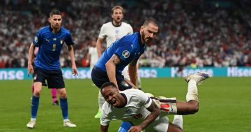 Mourinho pinpoints Sterling decision that cost England in Euro 2020 final
