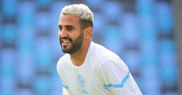'Best in the world' - Man City's Riyad Mahrez sparks bold claims on verge of new season