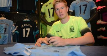 Kevin De Bruyne's brilliant tweet Manchester City fans will love on sixth anniversary of his arrival