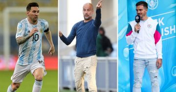 Man City transfer news LIVE Lionel Messi joins PSG plus Stones signs new deal