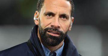 Rio Ferdinand makes Harry Kane transfer demand on behalf of Man City and Manchester United