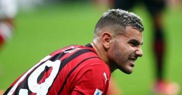 AC Milan left-back Theo Hernandez responds to Man City transfer links