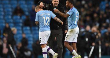 Angelino clarifies Pep Guardiola comments ahead of 'weird' Man City return