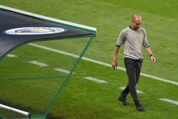 Man City line-up at Leicester drops a big hint about Pep Guardiola's future plans
