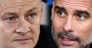 Manchester United's £120m spending squeeze shows aim to close gap on Man City