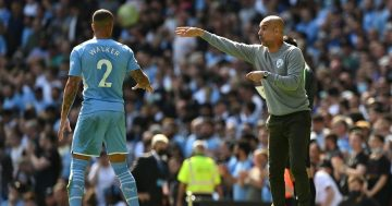Pep Guardiola and the 'fascinating' way he uses Man City full-backs