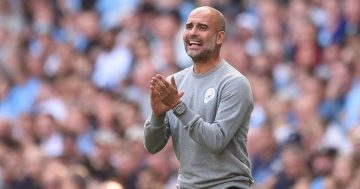 Pep Guardiola explains why striker would not have helped Man City beat Southampton