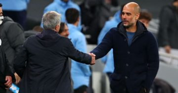 Pep Guardiola's crowd comments reminiscent of Jose Mourinho's during his Chelsea days