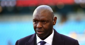 Shaun Goater reflects on initial Man City struggles and how he got the fans to fall in love