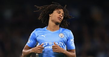 'This one was for you': Nathan Ake's father died 'minutes after' seeing son's first Champions League goal for Man City